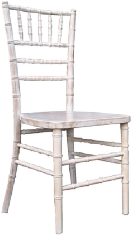WEDDING LimeWash Chiavari Chair