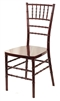 "<span style=""FONT-SIZE: 12pt"">Mahogany Resin Steel Core Chiavai Chair</span>"