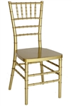 STEEL CORE Discount Resin Chiavari Chair