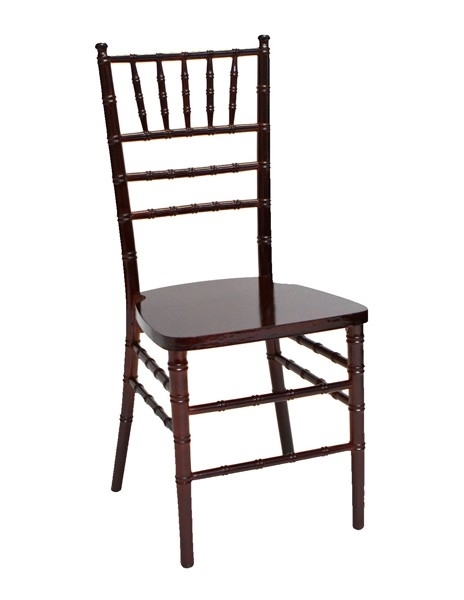 "<SPAN style=""FONT- WEIGHT:bold; FONT-SIZE: 11pt; COLOR:#008000; FONT-STYLE:"">Mahogany Chiavari  Resin Steel Core Chair - Free Cushion <SPAN>"