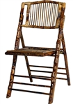 Bamboo Folding Chairs WHOLESALE PRICES