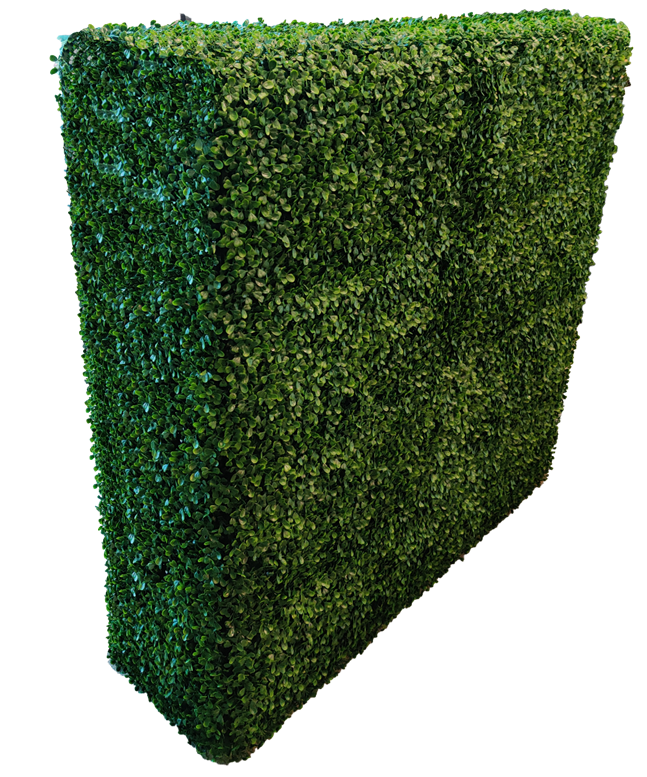 GREEN ARTIFICIAL HEDGE GREAT