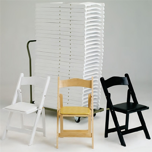 Folding Chairs Wood Folding Chairs Los Angeles White