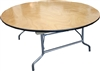 "66"" Round Plywood Table, Round Plywood Folding Table, Plywood Folding Tables, rental Folding Tables, LOWEST PRICES Tables,Tables Miami"