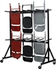 Chair Cart, 2 Level Chair Cart, Chairs lowest prices, stacking chairs discount
