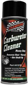 Champion Carb Cleaner - 11oz.