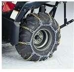 QuadBoss V-Bar Tire Chain - Extra Large