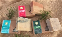Handmade Winter Soap Trio