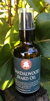 Sandalwood Beard Oil