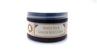 White Tea & Ginger Body Scrub
