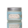 White Tea & Shea Anti-Aging Facial Cream