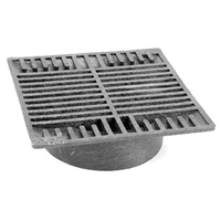 "NDS 8"" Square Grates"