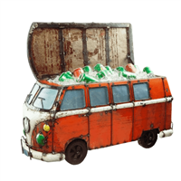 Think Outside Kool Kombi '66 VW Beverage Cooler