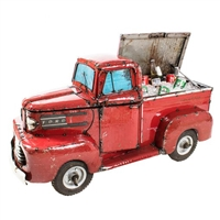 Think Outside Vintage Ford Pickup Truck Beverage Cooler