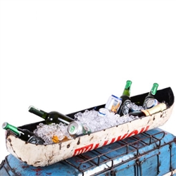 Think Outside Up the Creek Canoe Cooler