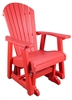 Comfort Craft Adirondack Gliding Chair