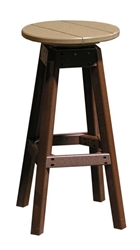 LuxCraft Poly Bar Stool