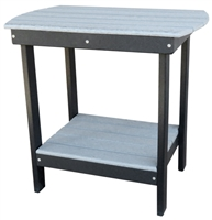 Rectangular End Table, Premium Woodgrain