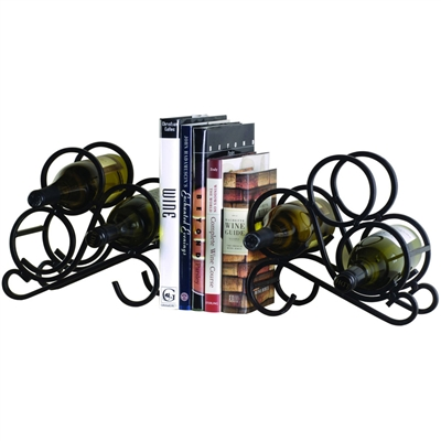 Scroll Rack Bookends (Set of two)