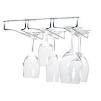 Under Cabinet Stemware Rack