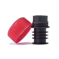 Red Head Screw Cap Pourers
