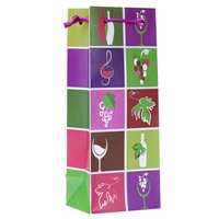 Wine Gift Bag, Vino Contempo