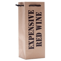 Wine Gift Bag, Expensive Red Wine