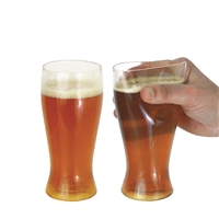 Aire Flexible Beer Cup, Set Of 2