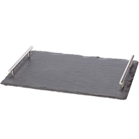Large Slate Cheese Board w/ Handles