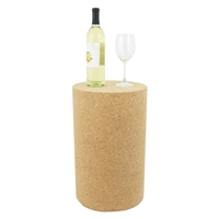 Wine Cork Stool/Side Table