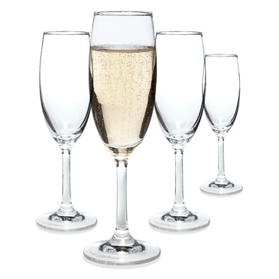 Perfect Stemware, Champagne Set of 4