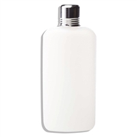 Flask Plastic, 16 oz