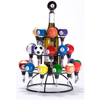 Revolution Bottle Stopper Display Rack