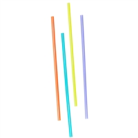 Beverage Straws, 100-Pack