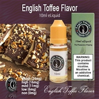 Sweet, creamy English Toffee