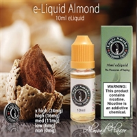 Sweet, Nutty Almond Flavor