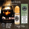 Enjoy our tasty Brandy e liquid flavor, and without the alcoholic side effects, you can enjoy it anywhere, anytime.
