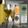 You can experience this flavor sensation with our Champagne flavored electronic cigarette e liquid, minus the bubbles. The flavor is spot on and without the affects of alcohol.