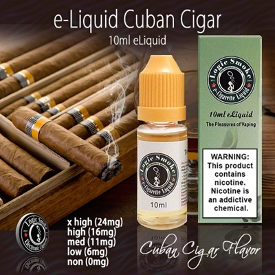 An authentic Cuban cigar flavor, enjoyed by the most discriminating cigar smokers. A favorite of many a cigar aficionado.