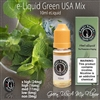 Our Green USA Mix flavor was created to simulate the taste of your favorite cowboy brand of tobacco cigarettes.