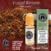 For those of us who like to keep our e Liquid flavors authentic.