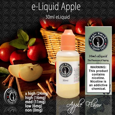 Fresh Apple e Liquid.