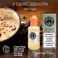 The flavor is so genuine! Vape alone in your favorite e-cigarette or mix with a number of our other tempting flavors.