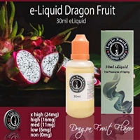 Exotic, flavorful Dragon Fruit Vape.