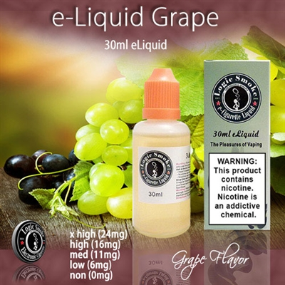 Fill your favorite vaping device with our fruity, flavorful Grape E-liquid! It will remind of your childhood and those frozen grape icy pops.