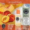 30ml Peach Flavor e Liquid