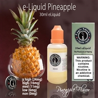 30ml Pineapple Flavor e Liquid