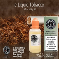 30ml Regular Tobacco Flavor e Liquid