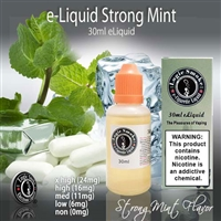 30ml Strong Mint Flavor e Liquid