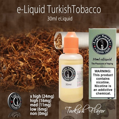 An exotic, aromatic tobacco flavor.